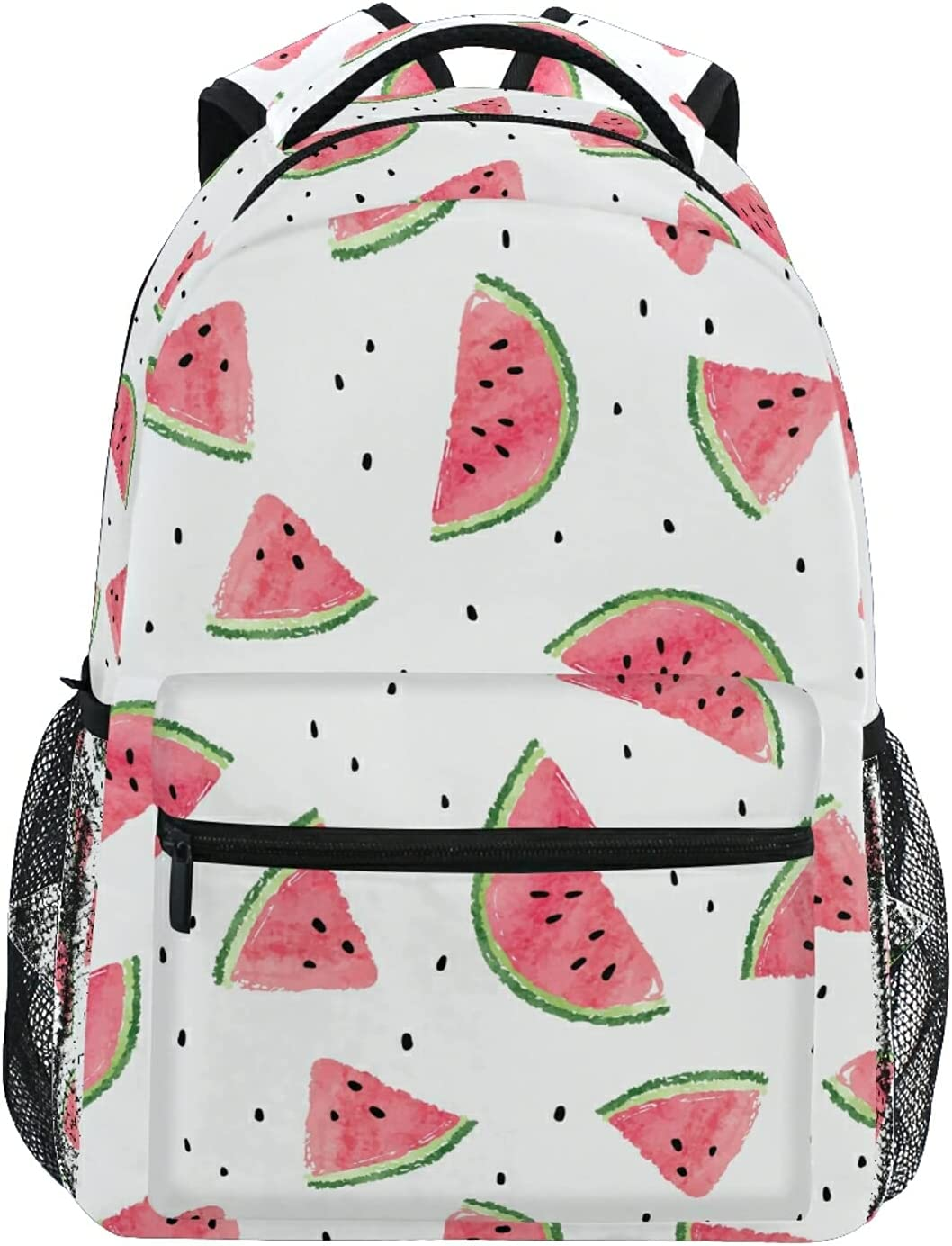UWLIFE Fruit Watermelon Polka 2021 new Dot School Boy K Selling Backpack for Girl