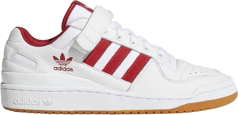 Adidas Herren Forum Lo Turnschuhe, wei, 48 EU