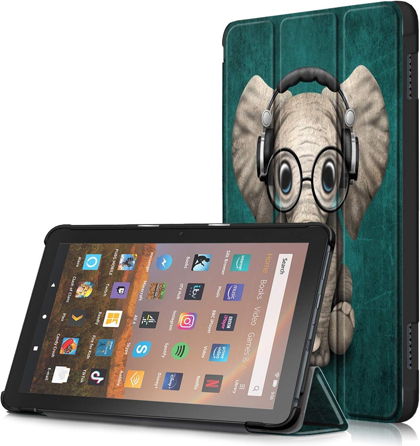 Anvas Shell Case Regular dealer Compatible with All-New Fire 8 Kindle Tablet Nashville-Davidson Mall HD