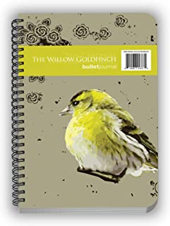 أكشن إصدار دفاتر دفاتر فكرة الطائر، مثالية للملاحظات والكتابة والرسم والتقويم • IdeaBook (5.5 x 8.5 inches)
