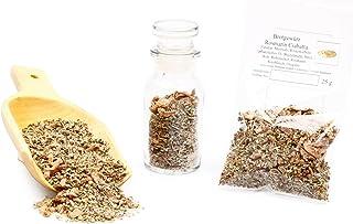 Brotgewürz Rosmarin Ciabatta Brot backen, Brotwürzer, Brot Gewürzmischung ohne Geschmacksverstärker, Backmischung glutenfrei, 25g
