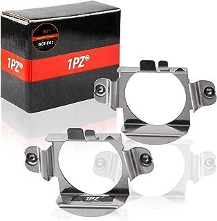 1PZ BG1-F01 H7 LED Headlight Bulb Holder Adapter for Mercedes-Benz C300 C350 Sport CLS GL Ford Edge Installation