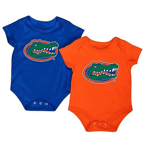 Florida Gators Infant Baby Bibs 2 Pack