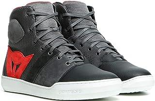 Dainese York Air buty motocyklowe czarne/czerwone 41