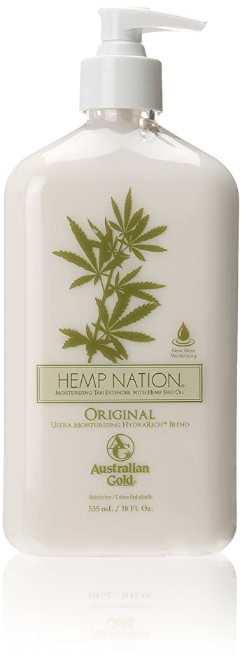 New Sunshine Australian Gold Hemp Nation, 18 Ounce