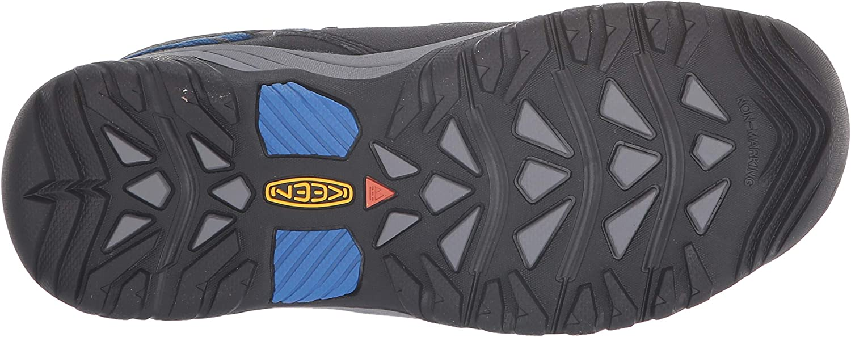KEEN Unisex-Child Targhee Low Wp Hiking Shoe