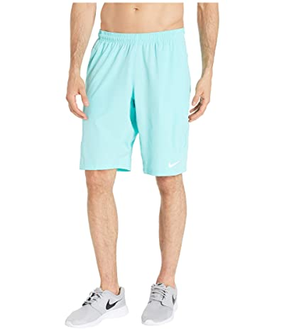 Nike N.E.T. 11 Woven Short (Light Aqua/White) Men