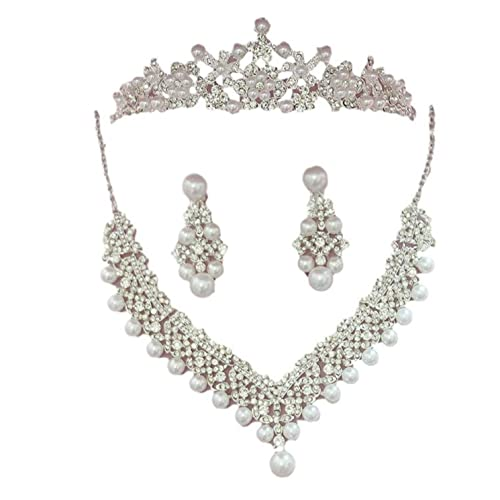 f0728e0b12068  J s select 結婚式 ブライダル ベリーダンス 花嫁 パール アクセサリー ティアラ 髪飾り ネックレス