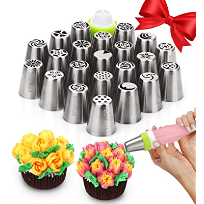 Russian Piping Tips - Cake Decorating Supplies ...