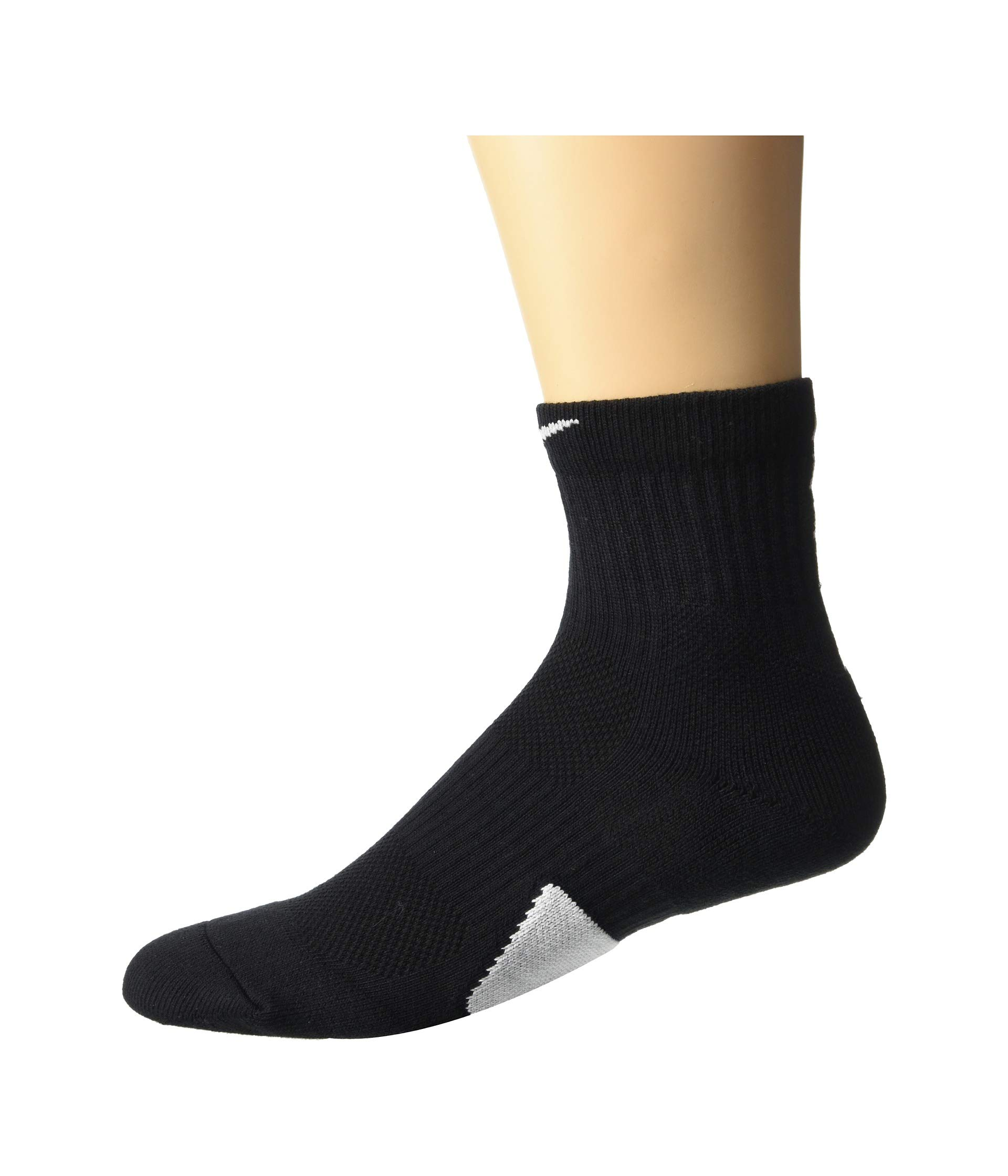 white Nike Basketball Elite white Mid Socks Black TwSPBq