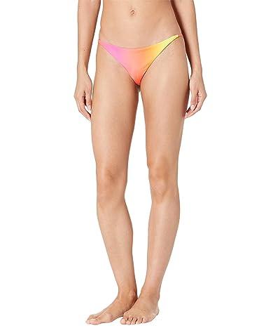 Volcom I Dip U Dip Skimpy Bikini Bottoms Women