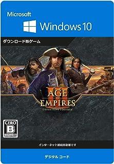 Age of Empires III: Definitive Edition|Win 10|オンラインコード版