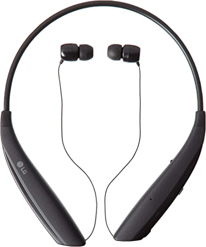 2021 LG TONE Ultra Α Bluetooth Wireless Stereo Neckband online sale Earbuds (Hbs-830) wholesale - Black outlet online sale