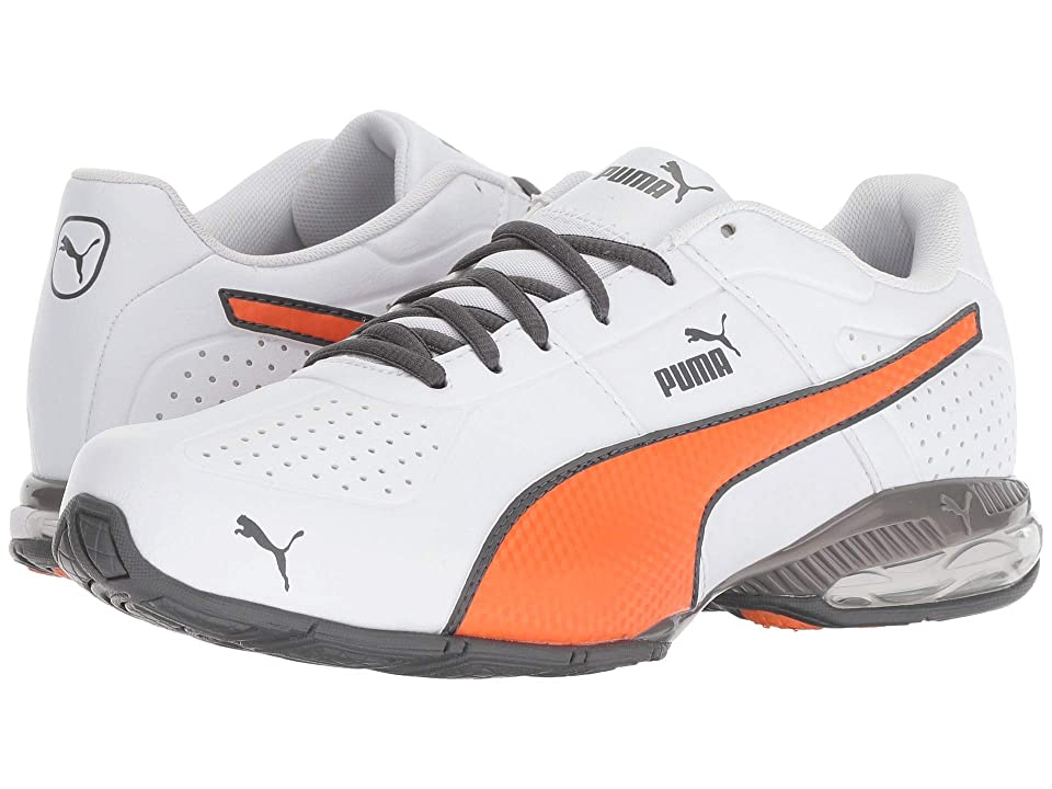 PUMA Cell Surin 2 FM (Puma White/Firecracker/Iron Gate) Men