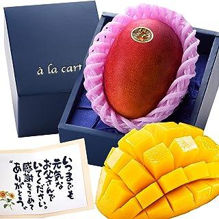 長崎心泉堂 父の日 ギフト プレゼント 高級フルーツ 宮崎 マンゴー 太陽のたまご FD2Y