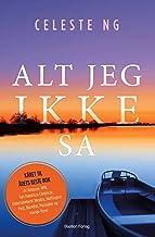 Alt jeg ikke sa (Norwegian Edition)