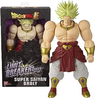 Bandai - Dragon Ball Super - Figurine Géante Super Limit Breaker 30 cm - Broly animé - 36236