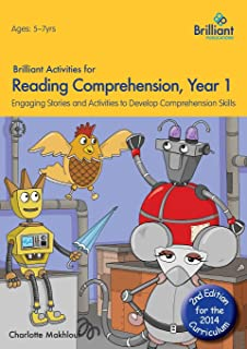 Brilliant Activities for Reading Comprehension, Year 1 (2nd Ed): Engaging Stories and Activities to Develop Comprehension ...
