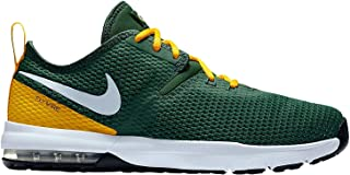 NFL Air Max Typha 2 - Men's Green Bay Packers Nylon Training Shoes