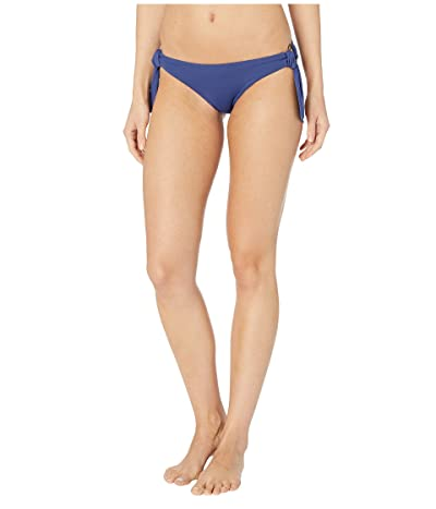 Seafolly Active Ring Tie Side Hipster (Blue Opal) Women