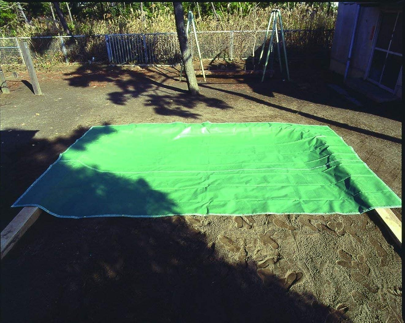 大事にするタワーもの砂場メッシュシート スタンダード 3.3m×2.8m 日本製 砂場動物侵入防止ネット *特注サイズも承ります