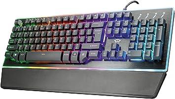 Trust GXT 860 Gaming-Tastaturen unter 50 Euro