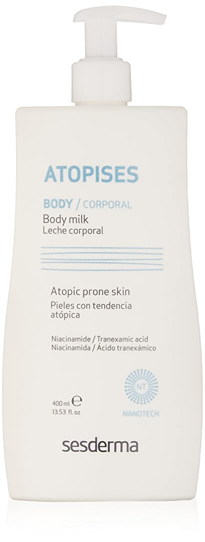常習的ラジウムロケーションSesderma Atopises Body Milk 400 Ml