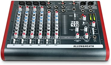 Best allen and heath zed mixer Reviews