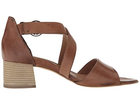 Paul Sally Green Saddle Leather Heel Cuoio rrfP5wq