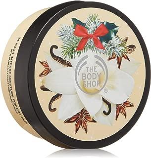 The Body Shop Vanilla Chai Body Butter, Seasonal Edition Body Butter, 200ml