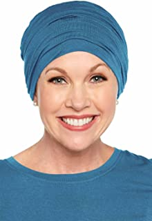 Sophisticate Turban-Caps for Women with Chemo Cancer Hair Loss