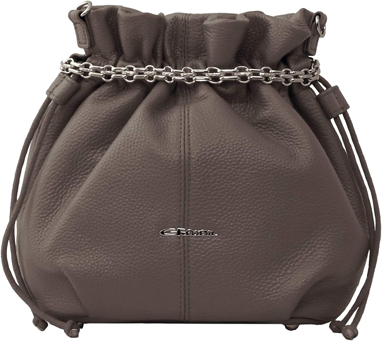 Giorgio Ferretti Award Excellent Soft Leather Handbag Sales results No. 1 Genuine Satchel