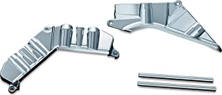 Kuryakyn 7627 Motorcycle Accent Accessory: Cylinder Base for 2009-17 Victory Motorcycles, Chrome