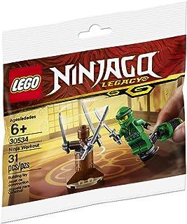 LEGO Ninjago Ninja Workout 30534 Building Kit