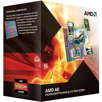 AMD A6-Series APUs A6-3670 FM1 TDP 100W 2.7GHz×4 キャッシュ4MB RH6530D AD3670WNGXBOX