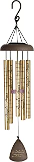 Carson 30 in. Solar Sonnets Angel's Arms Wind Chime