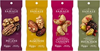 Sahale Snacks Glazed Nut Mix Variety Pack, 1.5 Ounces (Pack of 12)