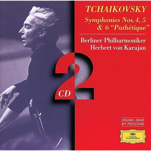 Amazon.com: Tchaikovsky: Symphony No.4 In F Minor, Op.36, TH ...