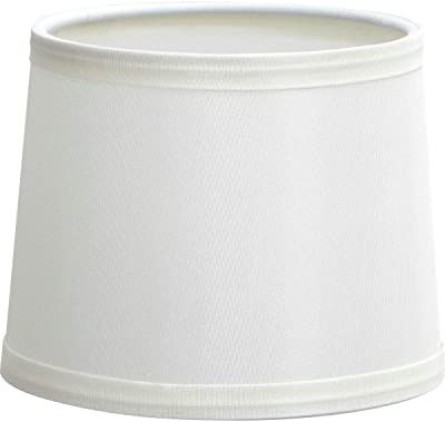 Progress Lighting P860007-000 Accessory Shade, Ivory Silk