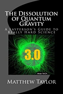 The Dissolution of Quantum Gravity: A Layperson's Guide to Really Hard Science