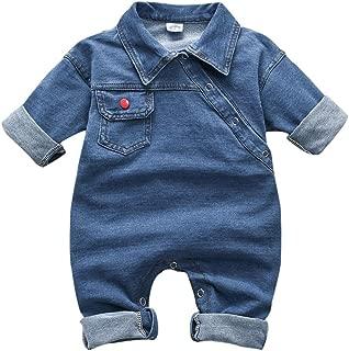 Best infant denim jumpsuit Reviews