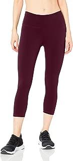 Best cotton spandex capri leggings Reviews
