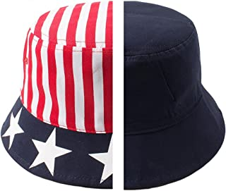 07cd787dc6b64 Bucket Hat One Size for Unisex Multi Style Hawaiian Flower Galaxy American
