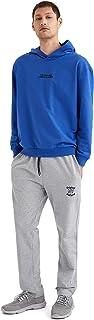 DeFacto Mannen slanke pasvorm homewear nachtkleding heren pyjama bottoms en joggingbroek voor mannen