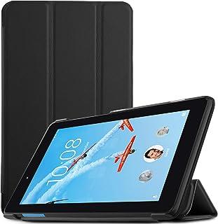 Lenovo TAB E8 8 Inch 2018 Case, IVSO Ultra Slim Stand Cover Case for Lenovo TAB E8 8 Inch 2018 Tablet, Black