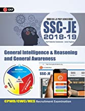 SSC JE (CPWD/CWC/MES) General Intelligence & Reasoning and General Awareness for Junior Engineers Recruitment Examination 2018-19