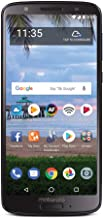 TracFone Motorola Moto G6 4G LTE Prepaid Smartphone (Locked) - Black - 32GB - Sim Card Included - CDMA, Model Number: TFMTXT1925DCP