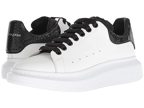 9376e2000741f Alexander McQueen Oversized Sneaker at Luxury.Zappos.com