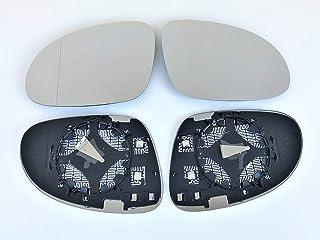 Spiegel Spiegelglas rechts und links Golf Plus 5M1 ab 2005  beheizbar für Außenspiegel elektrisch und manuell verstellbar geeignet