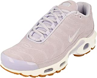 Nike Womens Air Max Plus PRM Running Trainers CD7060 Sneakers Shoes (uk 6 us 8.5 eu 40, oxygen purple white 500)